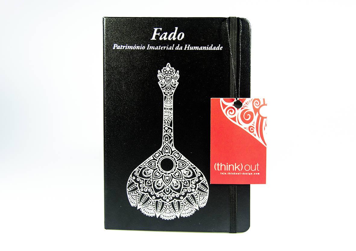 Black Fado Notebook