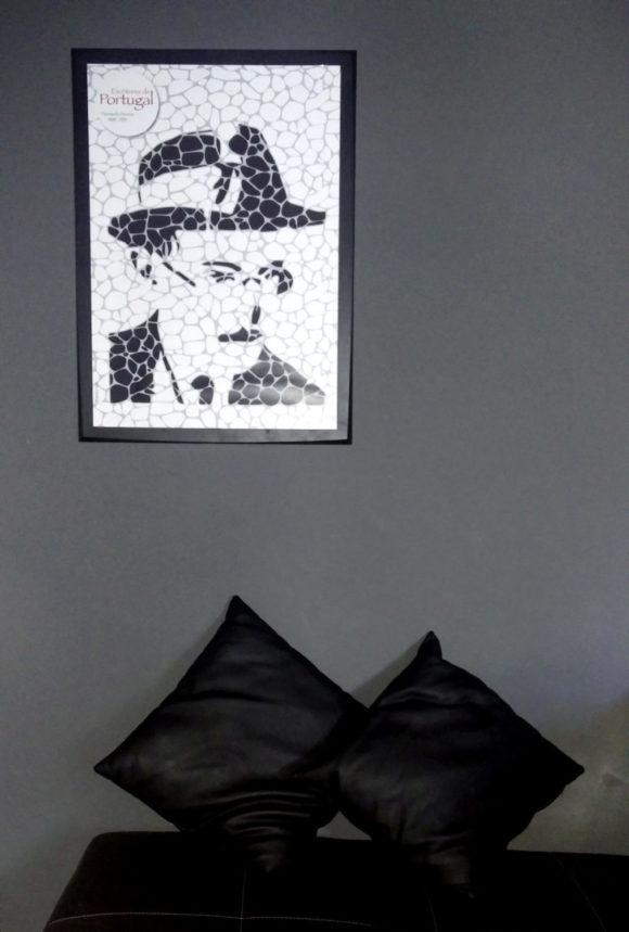 Póster Fernando Pessoa