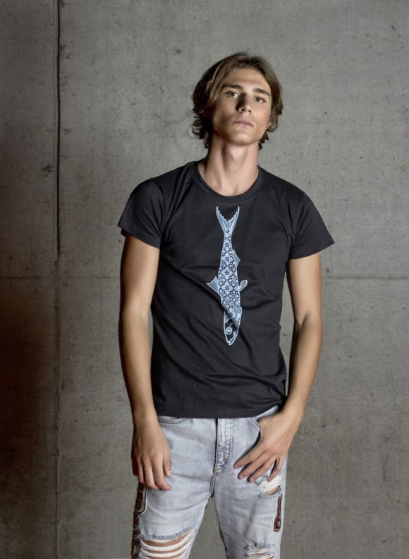 T-shirt Sardinha